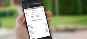 HRiQ Mobile lets employees view and print payslips on the go