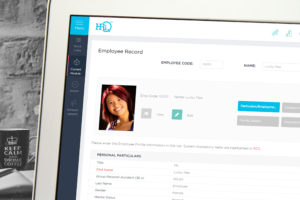 With HRiQ HRMS, check and update employee records easily