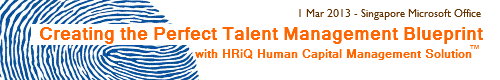 Create A Lasting Talent Management Blueprint with HRiQ