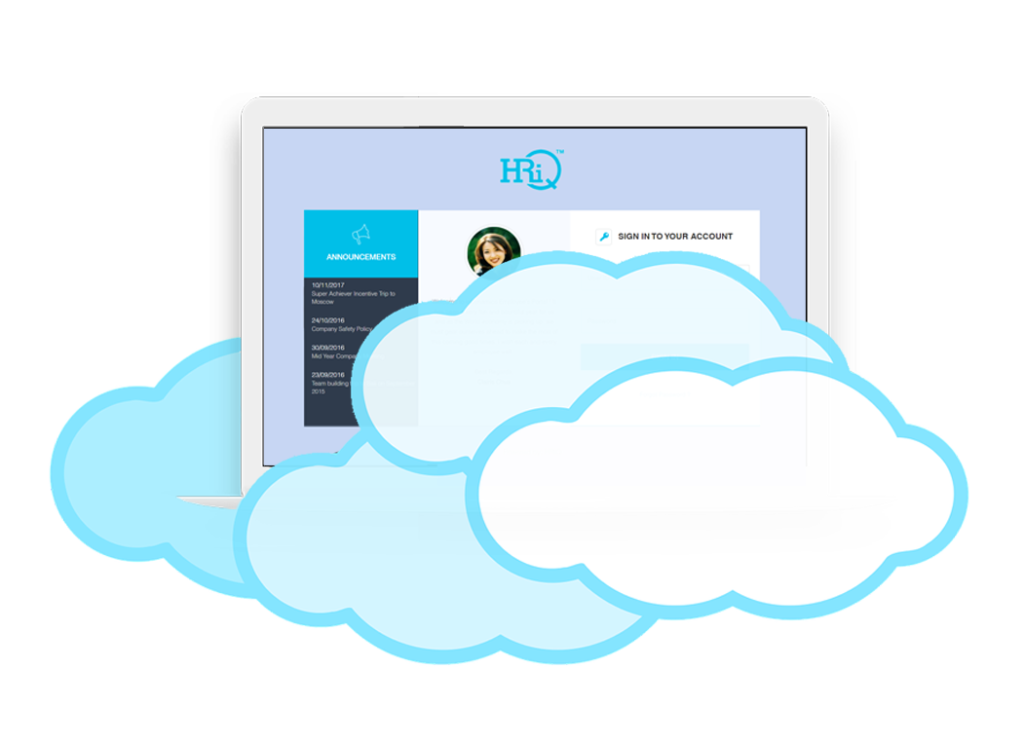 Host HR System on Cloud