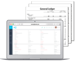 Payroll Software Singapore General Ledger